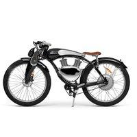 Retro Luxus-Ebike-Stil Leistungsstarke elektrische Fahrräder Motorrad-Roller Munro 3.0 mit Pedal-Assistent elektrische Fahrradkreuzer E-Bike