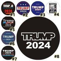 ترامب 2024 الوفير ملصقا نافذة السيارة جدار صائق القواعد التي غيرت maga ملصقات الرئيس دونالد ترامب