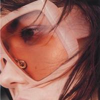 2020 الطاقة 2 النظارات الشمسية المرأة العلامة التجارية مصمم أسود مربع النظارات النساء كلوب الرجعية حزب النظارات الشمسية القط العين الرجال steampunk نظارات