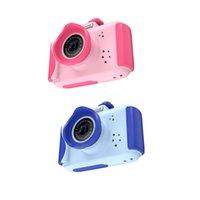 Caméra numérique pour enfants 1925 Plus de photos HD et de vidéos 2K 2.4in 600mah Cadeau de jouet Mini Fill Light