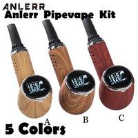 Anlerr Pipevape Dry Trb Pavorizer Peap Kit Kit Oleed Exone Керамическое отопление TC Табак для выпечки воздуха Выпекать Труба для выпечки