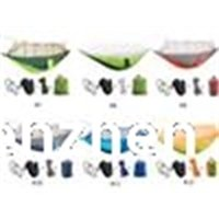 Other Home & Garden Travel Double Hammock Chair with Mosquito Net Light Nylon Swing Hanging Camp Air Tent Outdoor Furniture Bed GNY7