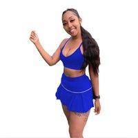 Tracksuits 패션 디자이너 여성 코튼 요가 정장 체육관 sportwear 피트니스 스포츠 5 조각 세트 5pcs 브래지어 레깅스 복장 yogaworld 정렬 바지 셔츠 반바지