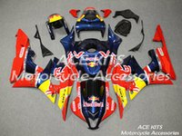 New Hot ABS motorcycle Fairing kits 100% Fit For Honda CBR600RR F5 2005 2006 CBR600 600RR 05 06 Any color NO.1234