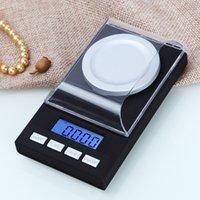 100g / 0.001g Taşınabilir Cep Ölçeği LCD Mini Takı Ölçekler Hassas Dijital Mutfak Ölçeği Elektronik Dijital Ölçek 178 S2