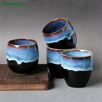 Large Ceramic Tea Cup Porcelain Teacup Kung Fu Tea Set Teaware Household Water-Cup Master Cups