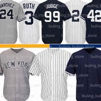 2 Derek Jeter 99 Aaron Juiz Jersey 45 Gerrit Cole 3 Babe Ruth Mariano 42 Rivera Gleyber Torres New Giancarlo Stanton York Williams Baseball