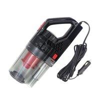 Портативный автомобильный пылесос с двухслойным фильтром Сильное всасывающее многофункциональное автомобиль Home Dual-Use Puum Clearer