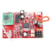 V913-P-02 Brushless Receiver Main Board Replacement Parts For WLtoys V913 RC Helicopter Drones
