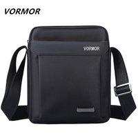 VORMOR Men bag 2020 fashion man shoulder bags High quality oxford casual messenger bag fashion male crossbody bags C0224