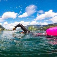 Life Weste Boje 100% Marke Hohe Qualität Schwimmsicherheitsbeutel Aufblasbare Luft-Abschleppgeräte Austrocknen K4n5