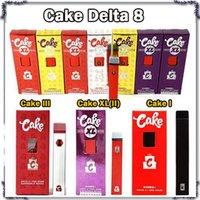 케이크 일회용 장치 전자 담배 델타 8 D8-1 1 그램 빈 포드 충전식 담배 두꺼운 기름
