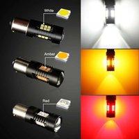 Car LED Bulb Headlights 1156 BA15S P21W BAU15S PY21W BAY15D 1157 P21 5W R5W 3030SMD Auto Lamp Bulbs Vehicle Light Night Lights Fog Raining Turn Signal Lamps