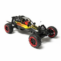 RC Car 15 Rovan 2.4Ghz 4WD Radio Control Car 80km h 29cc Gas 2 Stroke Engine RTR Toys RC Vehicle Model Toys for Children