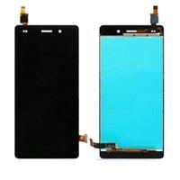 Для Huawei P8 Lite Display панели ЖК-сенсорный экран замена Digitizer Assembly OEM-тест строго