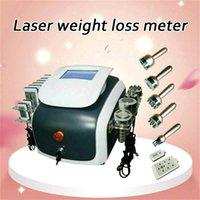 LIPO-Laser-Vakuumkavitation Symaltem RF-Abnehmen Maschinenvakuumtherapie Lymph-Drainage-Lipolaser Gewichtsverlustmaschine # 001