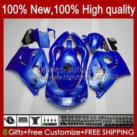 Body Kit For SUZUKI SRAD GSX-R600 GSXR 600CC 750CC 750 600 CC 96 97 98 99 00 Bodywork 22No.87 GSXR600 GSXR-750 96-00 GSXR750 1996 1997 1998 1999 2000 Fairing ALL Gloss blue