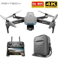 PGY NEUER S189 PRO DRONE 4K GPS 5G WIFI RC Quadcopter mit bürstenlosem Motor Vision Positionierungsflug 30 Minuten RC Entfernung 1km Y0302