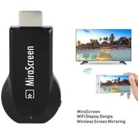 2.4G 4K MIRACAST Wireless DLNA AirPlay HDMI TV Stick WiFi Display Dongle Ricevitore per iOS Android PC video HD Video Dispaly wireless auto