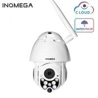 Cameras INQMEGA IP Camera WiFi 1080P Wireless PTZ Speed Dome 2MP CCTV IR Onvif Outdoor Security Surveillance Waterproof