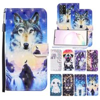 3D Flip Leather Case On For Samsung Galaxy A01 A10 A11 A20 A30 A20S A21 A21S A10S A40 A30 A30S A40 A50 A50S A70 A41 A51 A71 A31