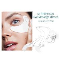 Estimulación muscular electrónica EMS RF Ojos Massager Ayuda Nutrientes de la piel Envío gratis USA En stock