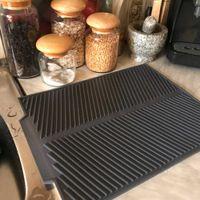 Kitchen Storage Dish Cup Drying Rack Holder Organizer Drainer Dryer Tray Tableware Water Drainning Tool 210705