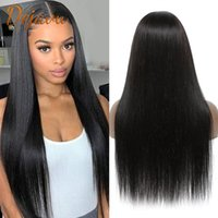 Lace Wigs 30 32 Inch 13X4 Straight Front Wig Transparent Closure Frontal Remy Brazilian Human Hair 4X4 For Women