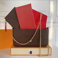 Womens Luxurys Designer Mode Crossbody Brieftasche Rucksack Handtaschen Geldbörsen Kartenhalter Handtasche Schulter Tragetaschen Mini Bag Brieftasche 2021