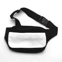 "WOMENS BRAND BAG LOUIS""VITTON DESIGNER Bag Printing Cross Blank 85bh Hot Transfer DIY Body Thermal Sublimation Waist Canvas Xamon"