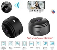 Smartphone App A9 1080P Full HD Mini Spy Video CAM WIFI IP Wireless Security Hidden Vigilancia Cámaras Indoor Home DHL gratis