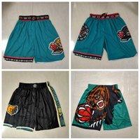 """Nur Don Men Men """"S"""" Kurzer Trikot 1995-96 JR Morant Bibby Authentic Stitched Retro Hose Classic 811"""