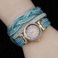 Branded Watch Designer Watch Zhubi Explosive Wickeluhr Damenkoreanische Twist Armband Persönlichkeit Quarz gerade