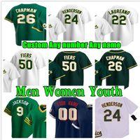 2021 hombres Mujeres Niños Matt Chapman Jerseys de béisbol Khris Davis Marcus Semien Chris Bassitt Tony Kemp Ramon Laureano Chad Pinder Jersey