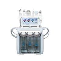 Multi-funzionale microdermoabrasione ossigeno macchina viso macchina per uso personale ad ultrasuoni Diamante per attrezzature anti-invecchiamento Acqua Acqua APPORTAZIONE CE Pulizia