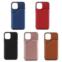 With Pack Wallet Skin Feel Leather Case For Iphone 13 Pro MAX 12 Mini 12 11 XR XS MAX 8 7 SE2 Phone13 Frame ID Card Slot Holder Flip Cover Phone Purse Pouch