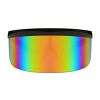 Outdoor visor Glass side and front face cover for long-term wear Multiway sunglasses Best sales WT wholesale wholesale
