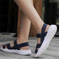 Sandals Solid Color Heeled 2021 Number 35 Slippers Men Summer Trainners Heels For Women Chossure Rainbow Tennis