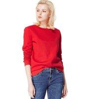 2019 작은 말 스웨터 긴 소매 여성 스웨터 캐주얼 후드 가을 EUR Sudaderas Mujer Sweatshirts 탑 여성 의류
