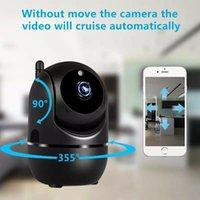 Kameralar Wifi Bebek Monitörü Kamera 1080 P HD Video Uyku Nanny Cam YCC365Plus Ses Gece Görüş Ev Güvenlik Babyphone