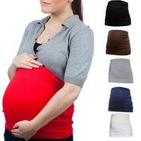 Mutterschaft Intimates Schwangere Frau Gürtel Schwangerschaftsunterstützung Bauchbänder unterstützt Korsett Pränatale Pflege Shapewear
