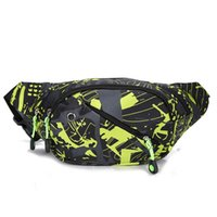 Outdoor Bags 2021 Waist Bag Female Fashion Multifunctional Waterproof Men's Leisure Sports Mobile Phone Wallet Running Small