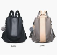 LL Backpack Schoolbag For Teenager Yoga Bags Travel Bag Waterproof Nylon Sports Women Outdoor Swimming Fitness 2 Colors 2 Size