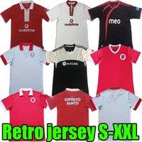 1961 21 22 22 Benfica Retro Soccer Jersey 04 05 09 10 13 14 Nuno Gomes Matic Simao di Maria Rodrigo 61 74 75 Aimar Cardozo David Luiz Miguel الكلاسيكية