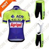 Rennsport Sets ADR Agrigel Bottecchia 1989 Radfahren Jersey Set Retro Kleidung Radthemden Fahrradtops MTB Outdoor MAILLOT CULOTETE
