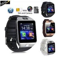 DZ09 SmartWatch 블루투스 GT08 스마트 시계 지원 SIM 카드 슬립 모니터 Android 용 SEDHENTARY 알림 삼성 전화