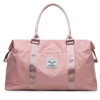 Duffel Bags Vacation Travel Bag Women Waterproof Tote Luggage Big Casual Weekend Handbag Sport Yoga Gym Bolso