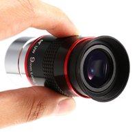 """Binoculaires télescopiques Oculaire FMC 1.25 """"68 degrés Ultra Wide angle 6mm 9mm 15m 20mm pour monocular astronomique"""