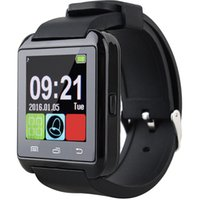 Bluetooth Smart Watch U8 Smartwatch Wrist Watches Touch Screen For Samsung S8 Android Phone Sleeping Monitor With Retail Package