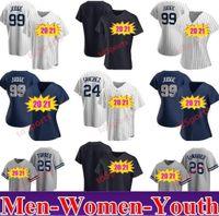 20 21 Hommes Femmes Enfants Jeunesse Baseball Jerseys Aaron Juge Yankees Gerrit Cole Gleyber Torres Giancarlo Stanton Sanchez Sabathia DJ Lemahieu